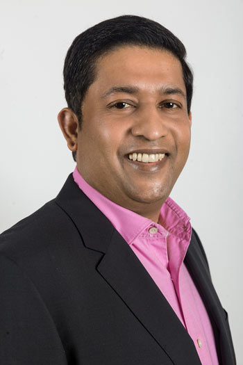 Ayurveda-Arzt Dr. Shine Koorkaparambil